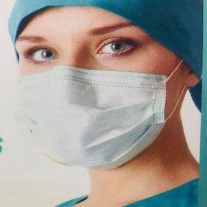 3-Ply Non-Woven Ear Loop Non-Medical Face Masks